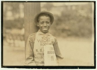 Roland 11-Year-Old Newsboy | Zinn Education Project