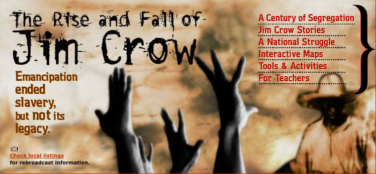 of the rise jim crow pbs fall and
