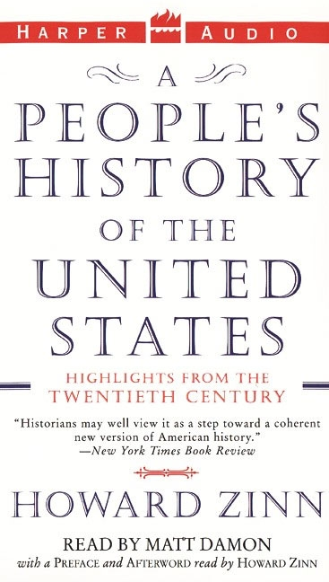 A Peoples History Of The United States Highlights From Twentieth Century Audio