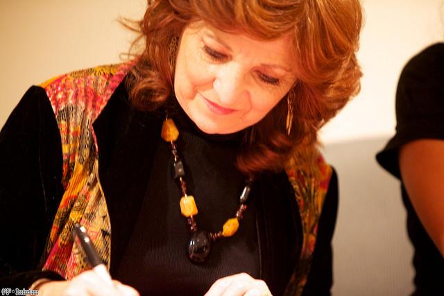 Author Carmen Tafolla   Zinn Education Project: Teaching People's History