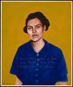 Emma Tenayuca Portrait | Zinn Education Project