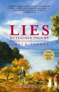 Lies my Teacher Told Me (Book)   Zinn Education Project