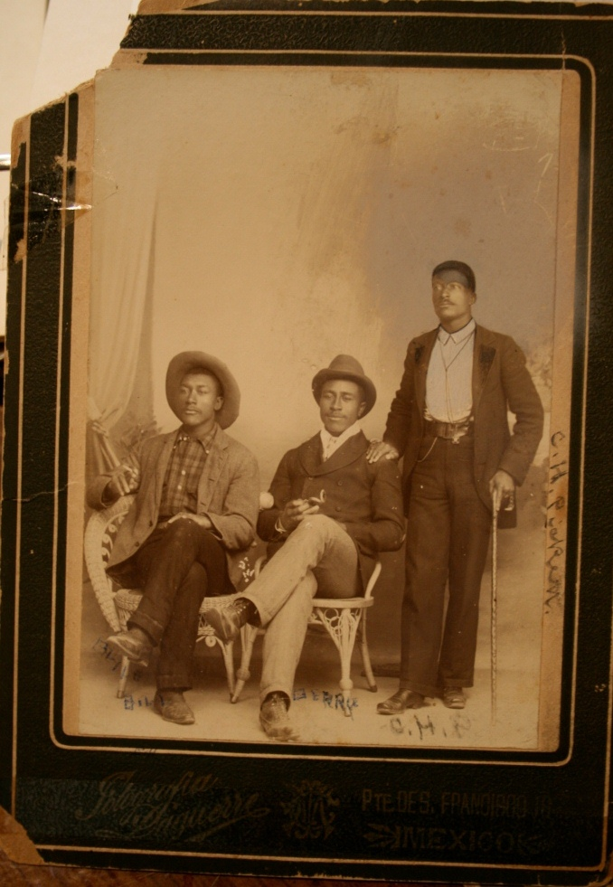 Will Pickett (left, with his brothers), a Black Cherokee, was the world's greatest rodeo performer | Zinn Education Project: Teaching People's History