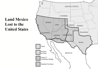 """U.S. Mexico War: """"We Take Nothing by Conquest, Thank God"""" (Lesson)   Zinn Education Project"""