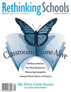 Rethinking Schools - Winter 2004/2005 | Zinn Education Project