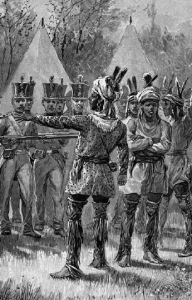 """Andrew Jackson and the """"Children of the Forest"""" (Lesson) 