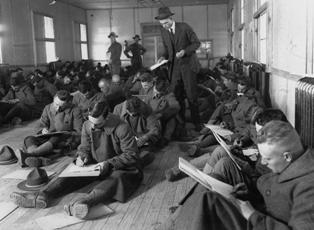 Testing, Tracking, and Toeing the Line: A Role Play on the Origins of the Modern High School (Teaching Activity) | Zinn Education Project: Teaching People's History