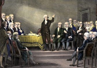 Constitutional Role Play Founding Fathers