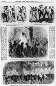 The Draft Riot Mystery (Teaching Activity) | Zinn Education Project: Teaching People's History