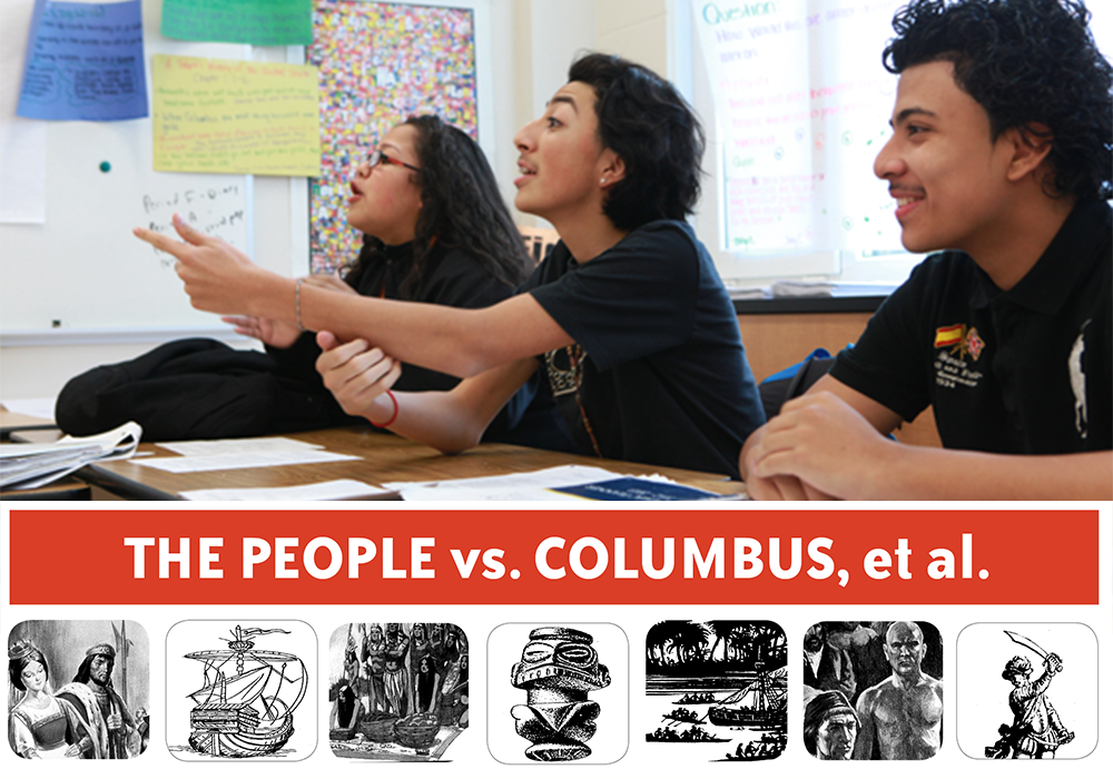 The People vs. Columbus, et al. (Lesson) | Zinn Education Project