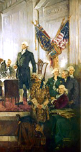 """Constitution Role Play: """"The Constitutional Convention: Whose 'More Perfect Union'? and Who Really Won?"""" 