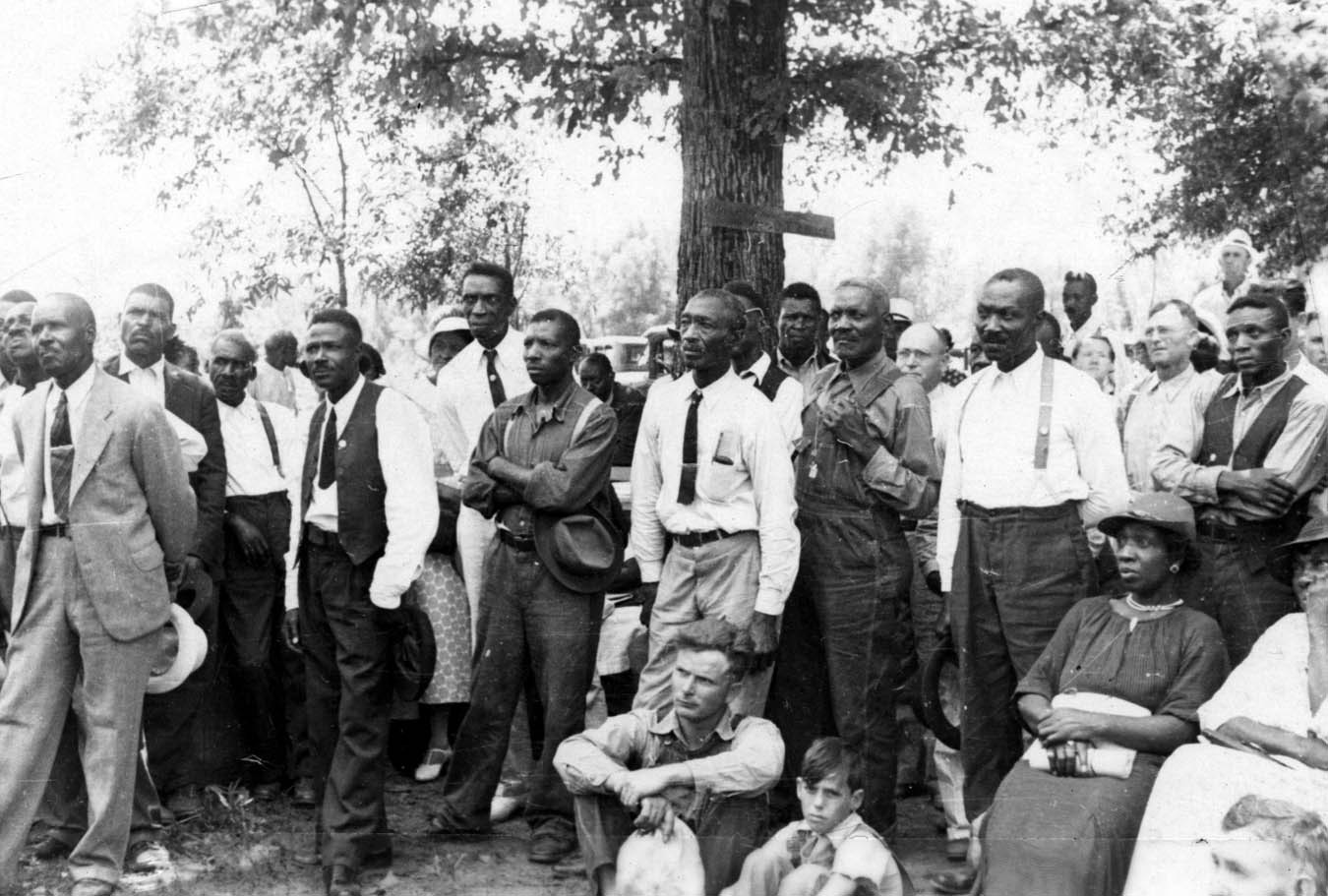 racism in the 1930s