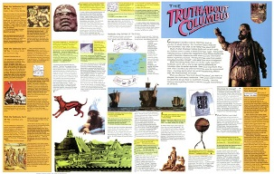 Lies My Teacher Told Me About Christopher Columbus (Poster and Booklet) | Zinn Education Project: Teaching People's History