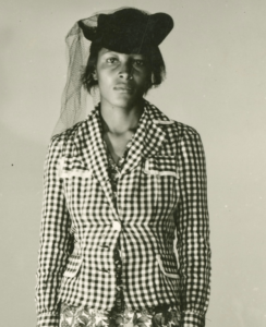 Recy Taylor.