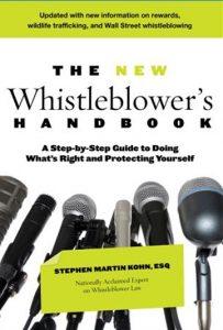 The New Whistleblower's Handbook | The Zinn Education Project