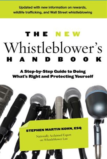 The New Whistleblower's Handbook | The Zinn Education Project