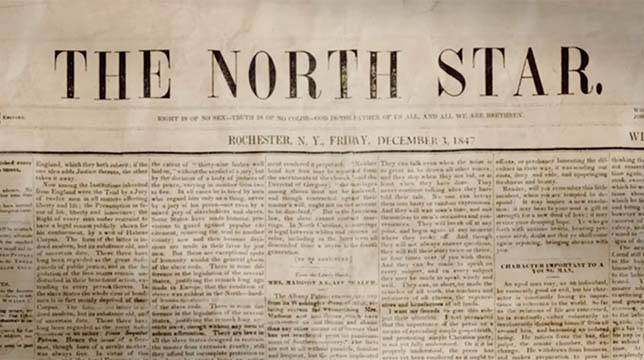 The North Star (News Clipping) | Zinn Education Project