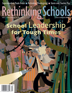 Rethinking Schools - School Leadership for Tough Times