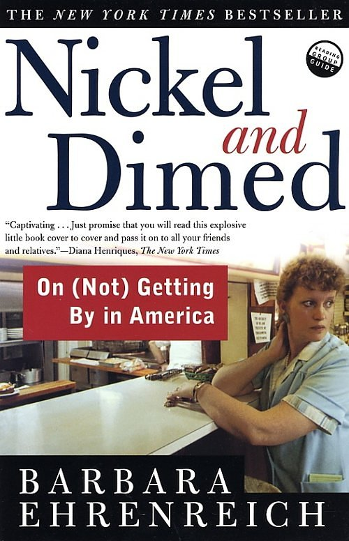 Nickel and Dimed book cover