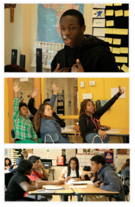 Students engaged with learning people's history | Zinn Education Project: Teaching People's History