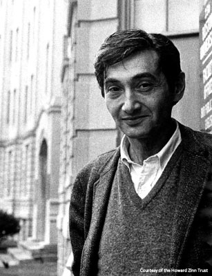 Howard Zinn, BU Staff Photo | Zinn Education Project: Teaching People's History