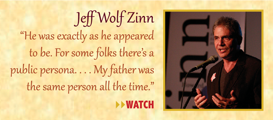 Zinn Room Dedication: Jeff Wolf Zinn | Zinn Education Project: Teaching People's History