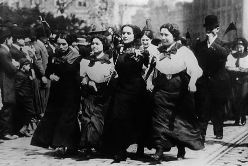 Bread and Roses March, 1912 | Zinn Education Project: Teaching People's History