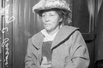 Lucy Parsons   Zinn Education Project