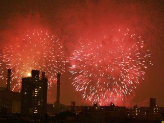 Fireworks over New York | Zinn Education Project