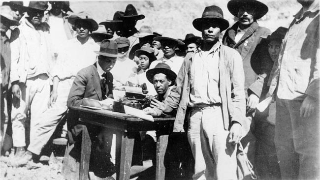 Mexican American miners in Arizona | Zinn Education Project