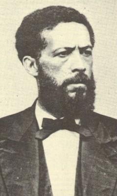John Mercer Langston, abolitionist.
