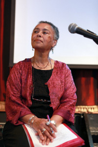 Judy Richardson. Photo by Rick Reinhard, 2011.