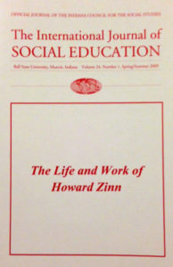 The Life and Work of Howard Zinn