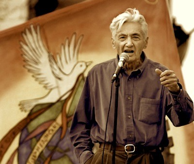 howardzinn_peacerally