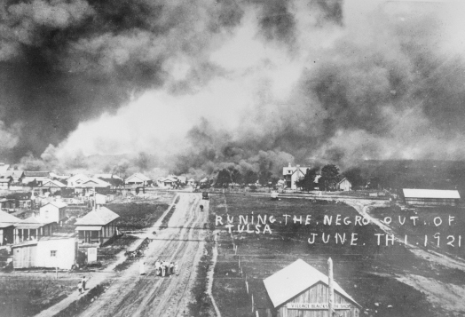 tulsa race riots Topics in chronicling america - the tulsa race riot on may 31, 1921, dick howland is imprisoned for allegedly assaulting a white woman by dawn the next day, the.