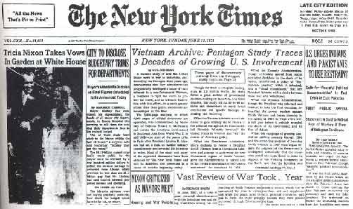 Vietnam War at EssayPedia.com