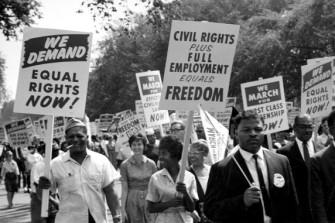 March on Washington | Zinn Education Project