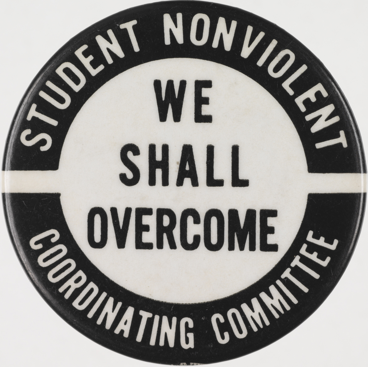 SNCC button | Zinn Education Project