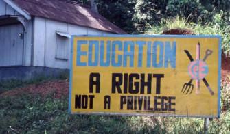 Grenada education poster| Zinn Education Project