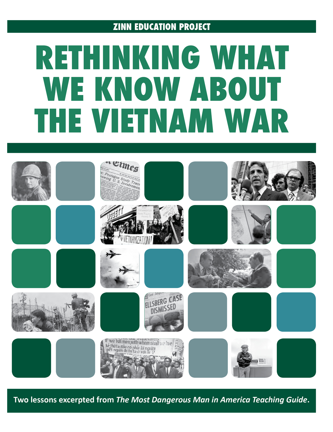 Rethinking What We Know About the Vietnam War (Teaching Activity) | Zinn Education Project: Teaching People's History
