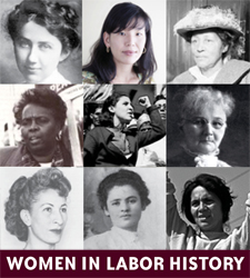 Women in Labor History (Profiles) | Zinn Education Project: Teaching People's History