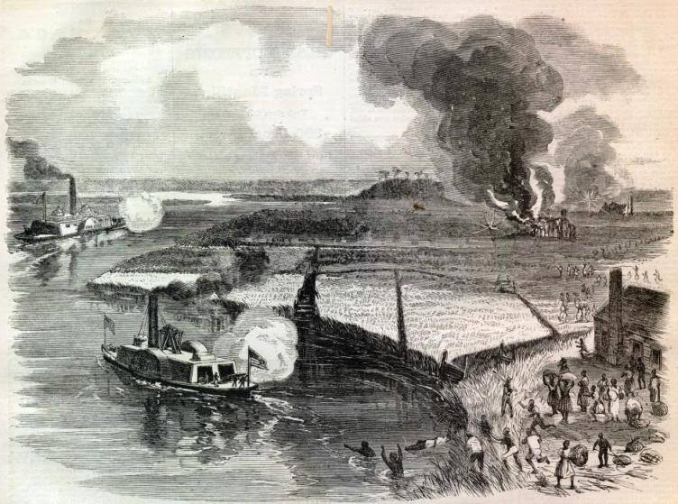 harriet_tubman_Raid_Combahee_Ferry