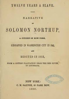 solomon_northrup_book