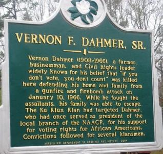 Vernon-Dahmer-memorial