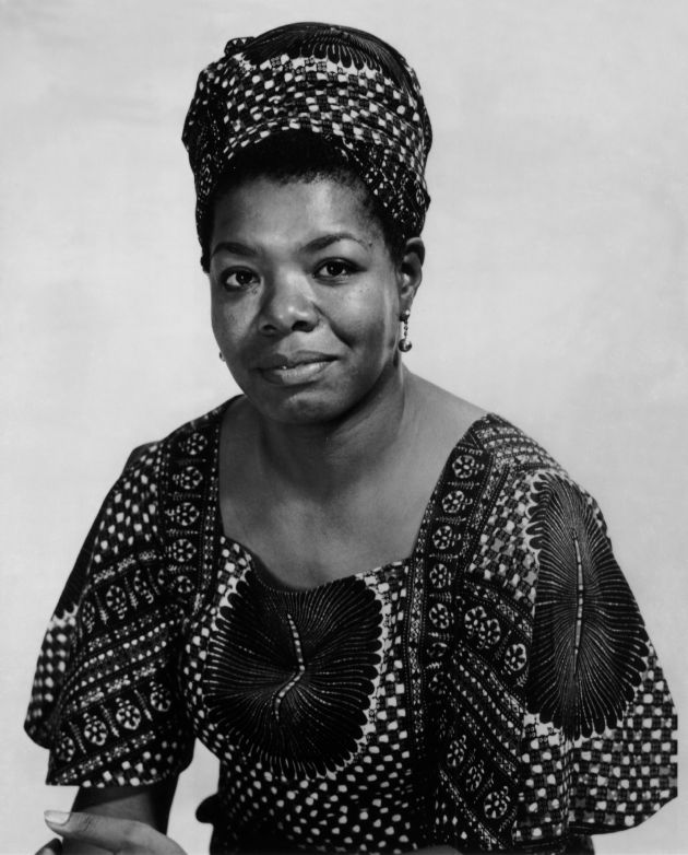 student essays on maya angelou