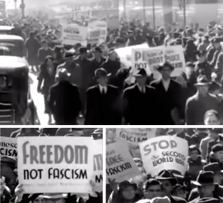 WWII protests | Zinn Education Project