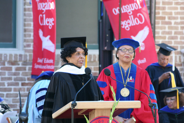 dorie_ladner_honorydoctorate_speaking