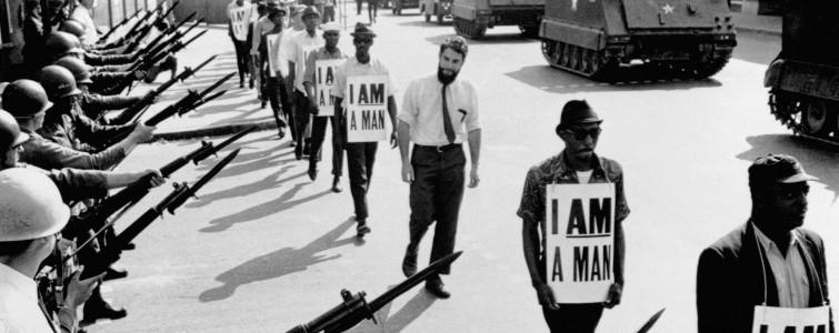 Memphis Sanitation Strike, 1968