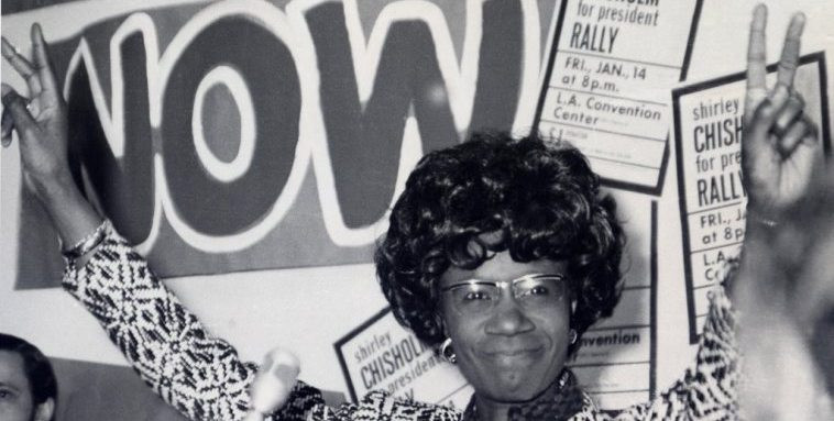Shirley Chisholm for President, 1972