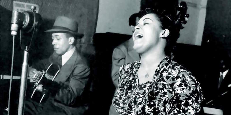Billie Holiday (photo) | Zinn Education Project